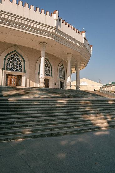 Tashkent Central, Uzbekistan