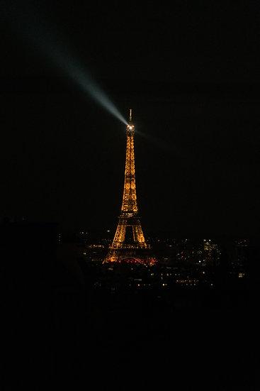 Night Eiffel