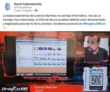 Lorenzo Martínez |Perito Informático