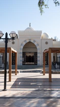 Sharif Hussein bin Ali Mosque - Aqaba, Jordan