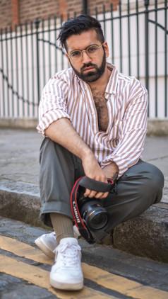 Rikesh Chauhan, Aug 19' - London