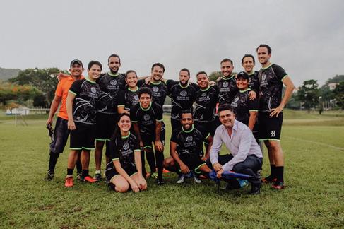 Equipo de Futbol 2019 | Ciudad del Saber - Nuvol Panamá