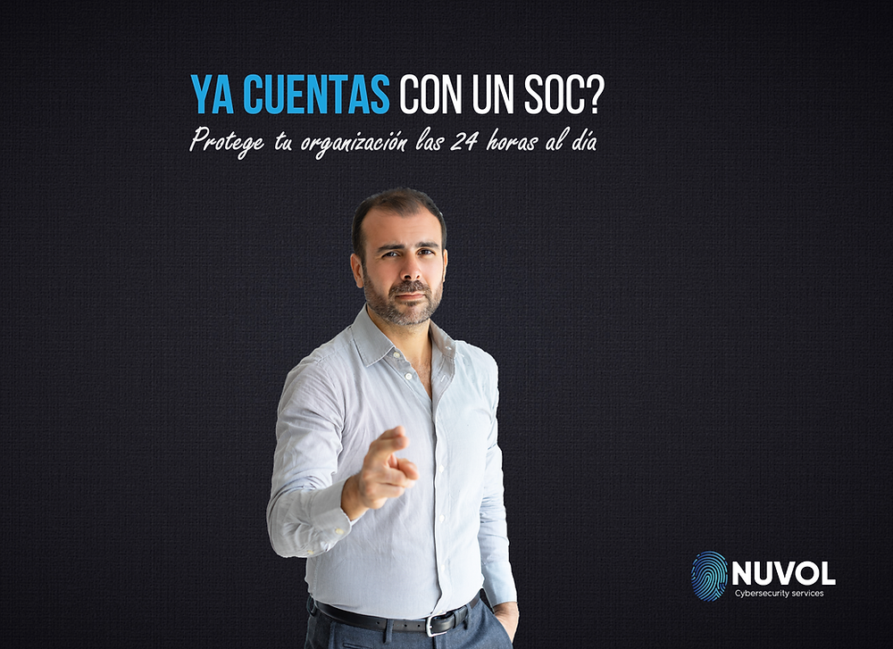El nuevo servicio de Nuvol y Proficio, ProSOC SMB llega a México, Panamá y Colombia, monitoreo, protección contra amenazas cibernéticas 24x7, follow the sun, somos un MSSP y MDR certificado...