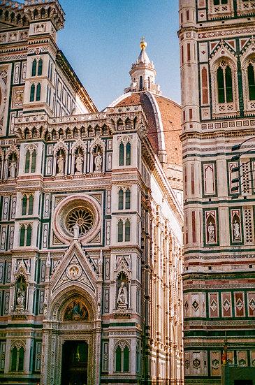 Firenze, Piazza del Duomo