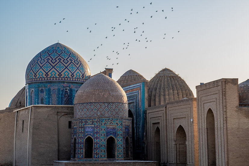 Treasures of Samarkand