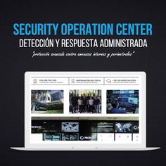 Centro de Operaciones SOC   México, Panamá y Colombia