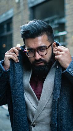 Rikesh Chauhan, Nov 19' - London
