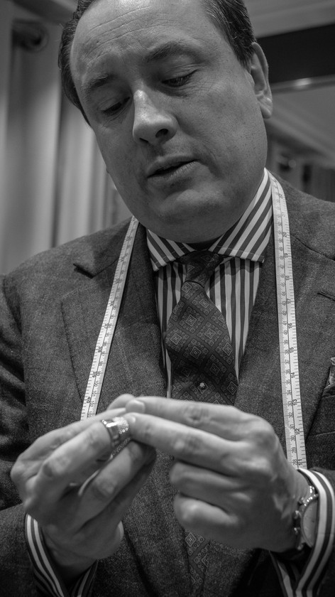 Stephen Hitchcock, Nov 19' - London
