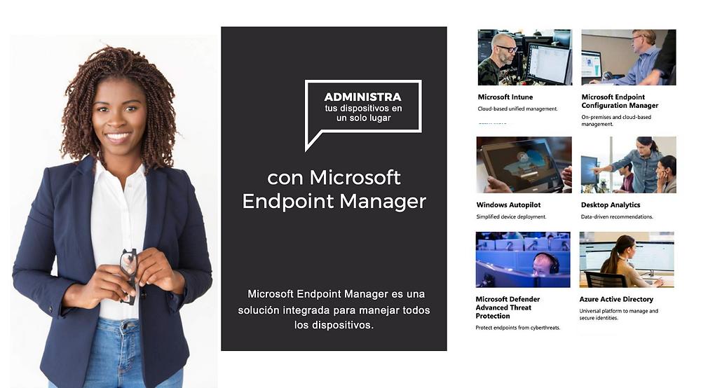 Servicios de Implementación, consultoría de Microsoft en Mexico, Panama y Colombia