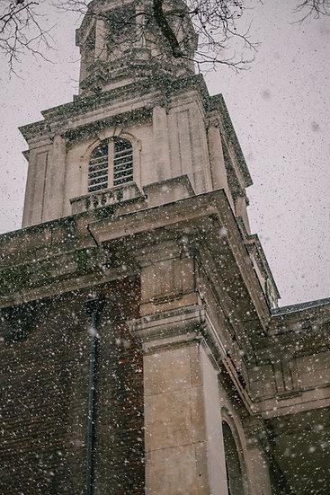 St Leonard's Snow, Shoreditch