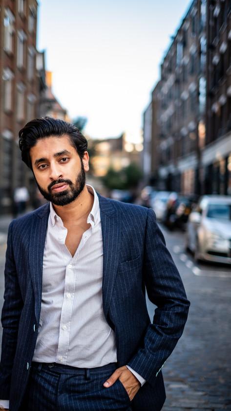 Gurj Sohanpal, Aug 18' - Shoreditch, London