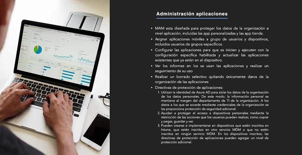 Protección de aplicaciones móviles: proteger los datos de la organización a nivel aplicación