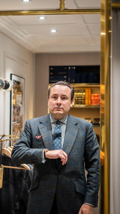 Steven Hitchcock, Nov 19' - London