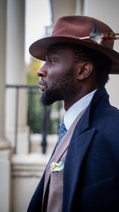 Edmond Kamara, Nov 19' - London