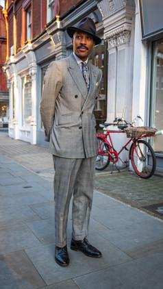 Shaun Gordon x Dashing Tweeds