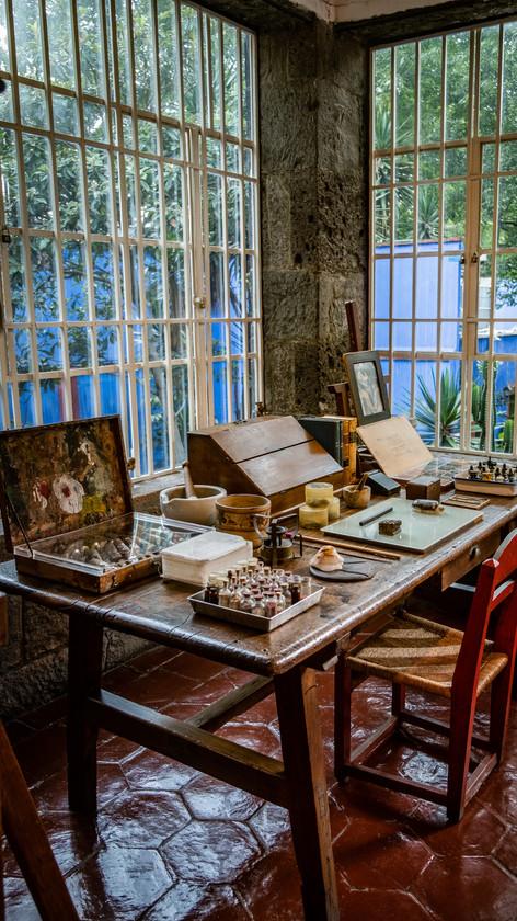 La casa azul (Frida Khalo Museum), Coyoacán