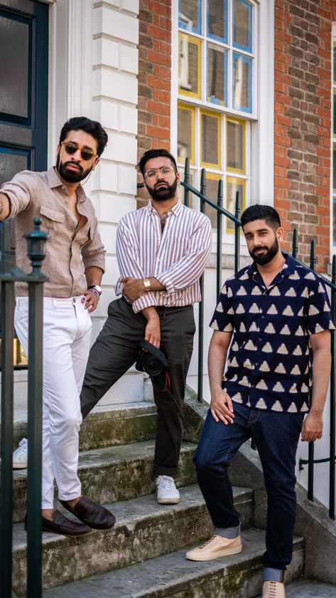 Gurjeet Sohanpal, Rikesh Chauhan, Rashpal Amrit, Aug 19' - London
