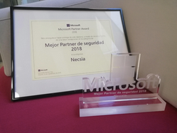 Premio Seguridad 2018 |Microsoft