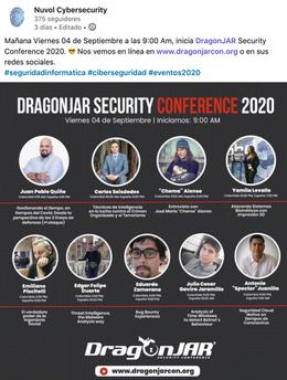 Evento Seguridad Informática en Colombia