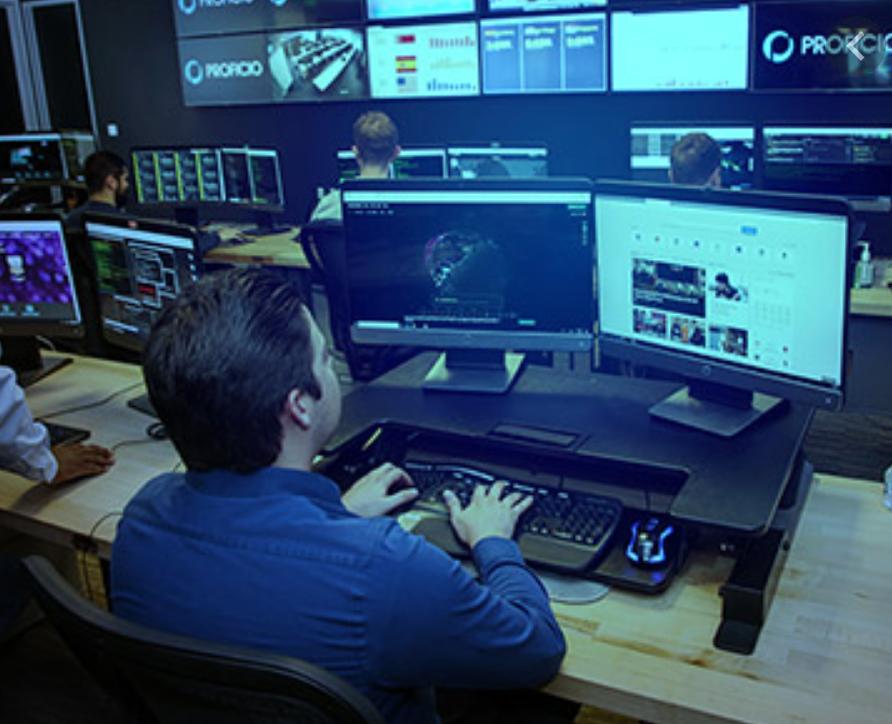 Centro de Operaciones SOC  Nuvo Cybersecurity