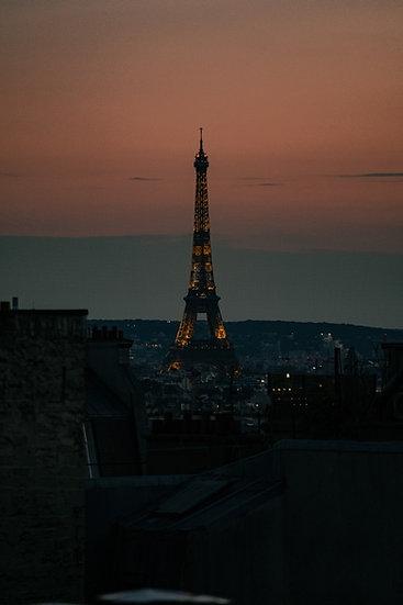 Twilight Eiffel