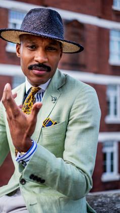 Shaun Gordan, Aug 18' - Mayfair, London