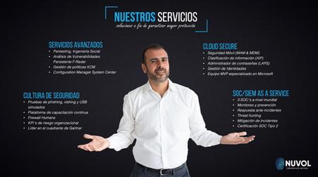 Servicios de Ciberseguridad México, Panamá y Colombia