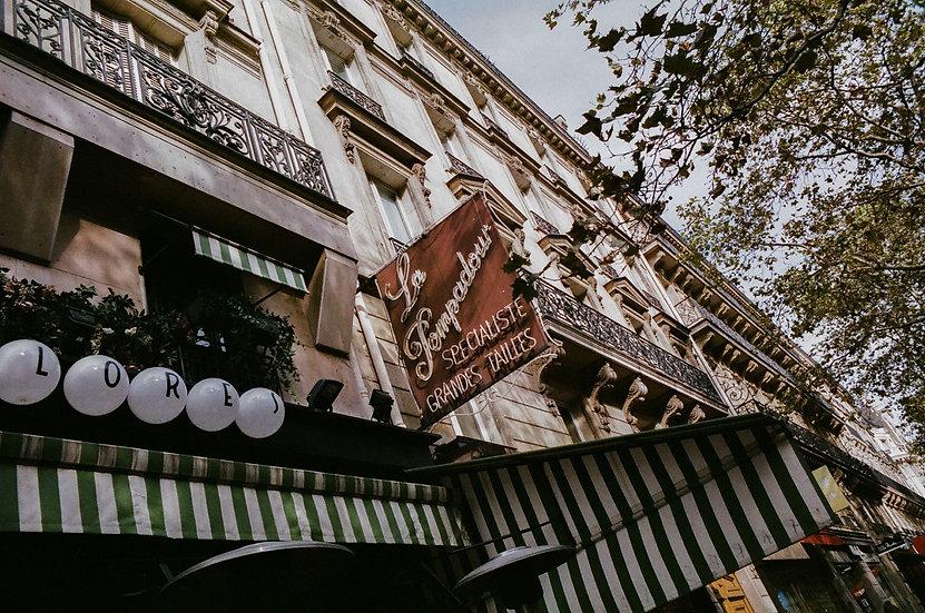 La Pompadour