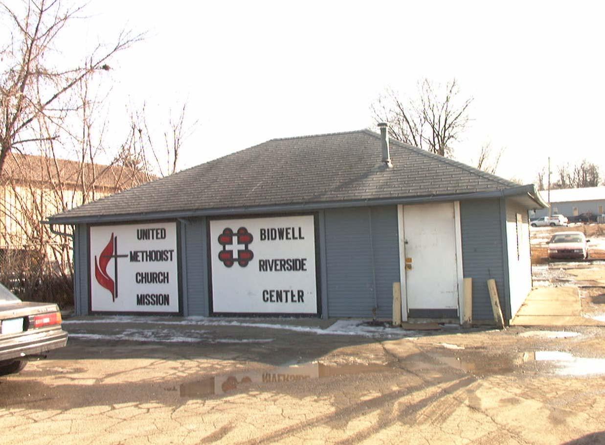 Bidwell Shed Exterior Photo 2003 UMC Mis