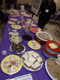 Tasty Items for the Bake Sale