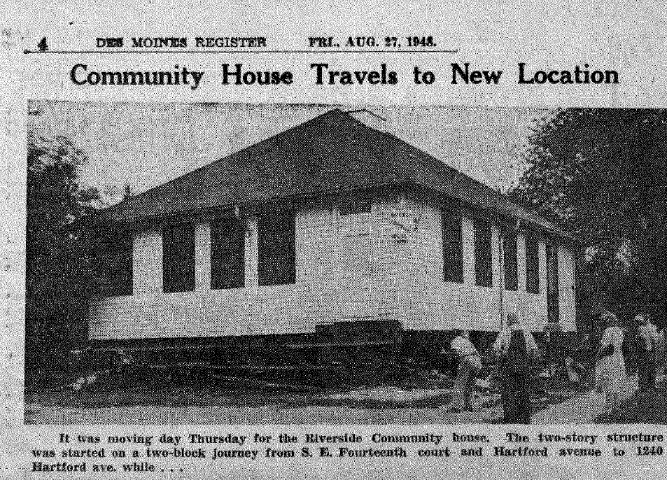 Community House Moves to New Location 19