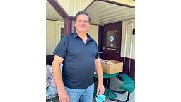 Pantry Client Now Dedicated Volunteer
