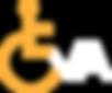 Shortened VisitAble logo