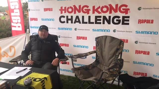 TapahtumaLIVE: Hong Kong Challenge 1. live - huomenta