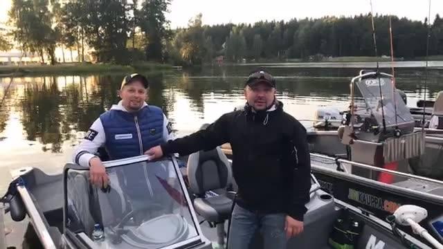 WPC Finland osakilpailun ensimmäisen päivän yhteenveto ja lauantain yhteistuloskisan voittajan julkistus. Lowrance Finland #okuma