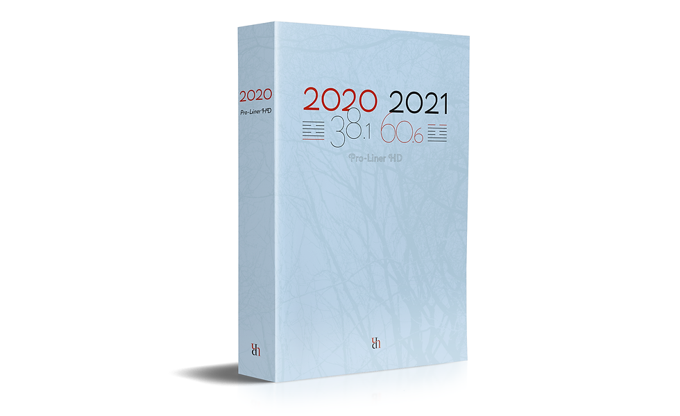 Meet the Brand New 2020 Edition