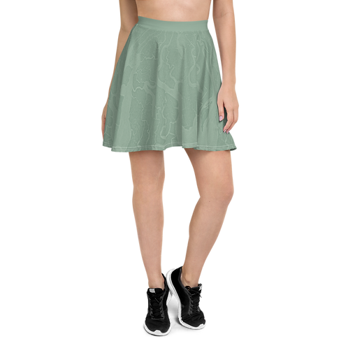 Skater Skirt with Pro-Liner HD Rivers pattern