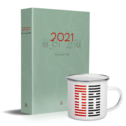 Planner + Mug