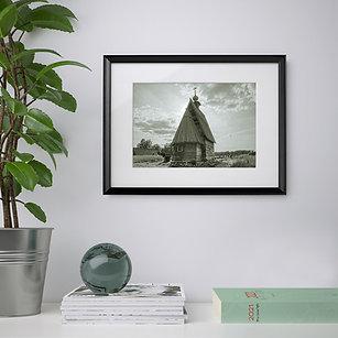 "Planner + Framed Photograph 12""x16"" (30x40 cm)"