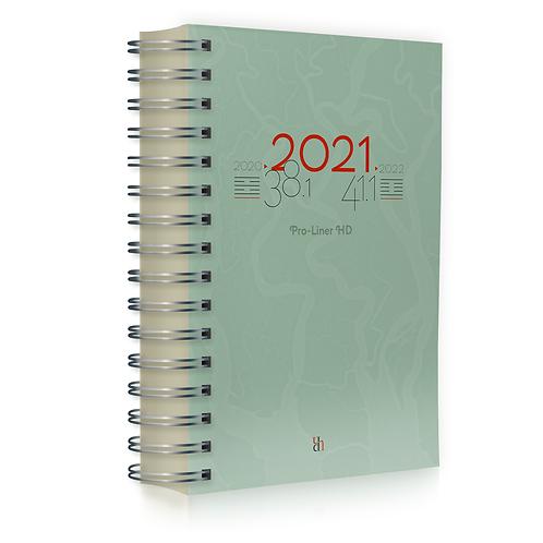 Pro-Liner HD 2021 リング形式(英語版)