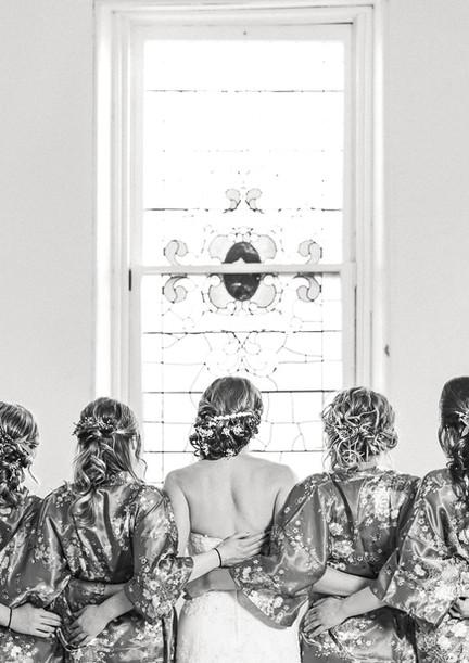 Bride squad in Gallery