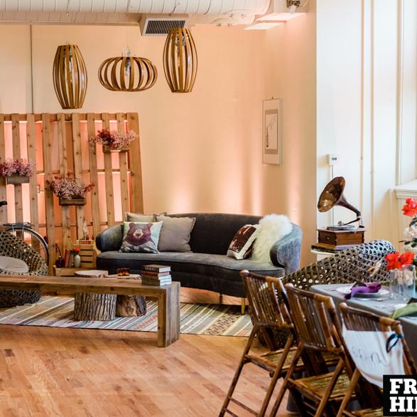 Gallery lounge set