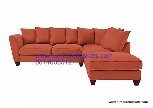 Sandy corner couch