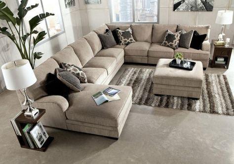 Wave U shape couch
