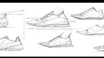 sneaker design Sketching Tip 36 bis Refi