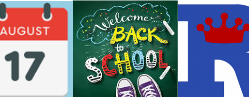 St Gerard Starts School Monday, August 17th at 8:00 AM.