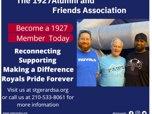 Join the 1927 Alumni and Friends Association
