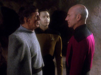 TNG: Unification Parts 1 and 2 - Transcript