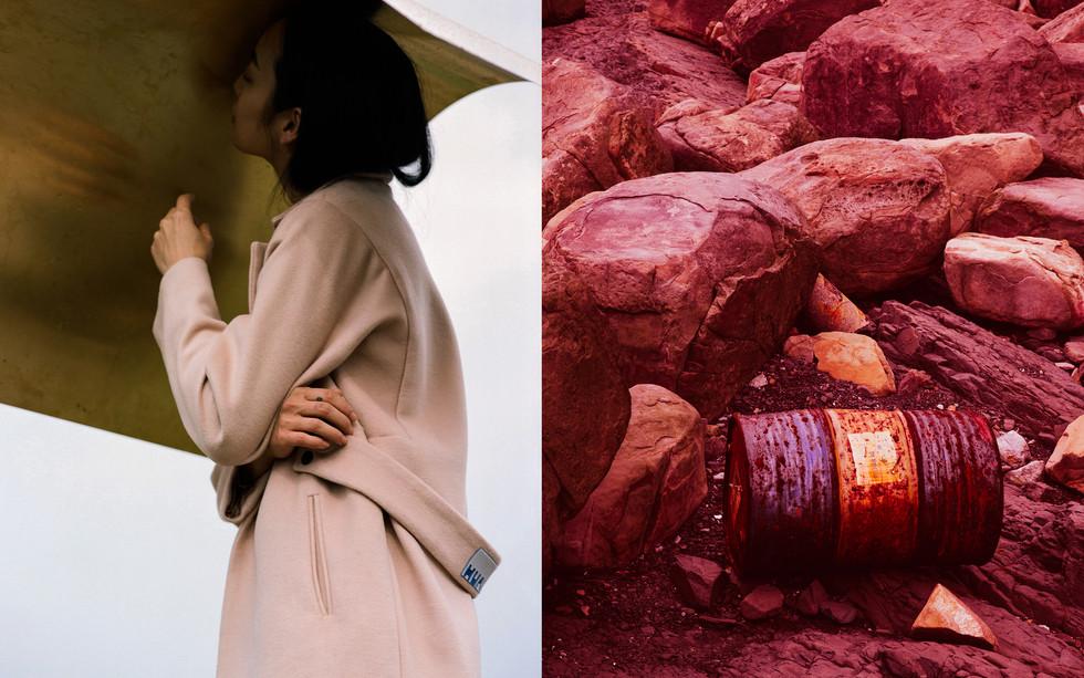 专访新锐时尚摄影师 Chien Wen Lin