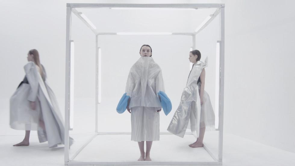 專訪 /服裝/概念/藝術家/ Ting Gong